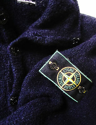 SWEATER man vintage STONE ISLAND TG.2XL made Italy  Rare