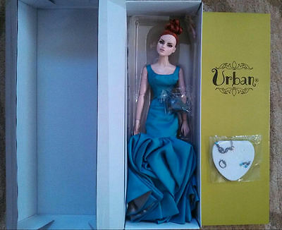 """Urban Vita Red Hair Complete Sealed Horsman DOLL 19 point BJD 16"""" LE 50 Last One"""
