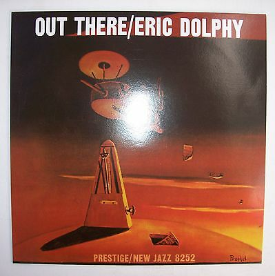 Eric Dolphy • Out there LP