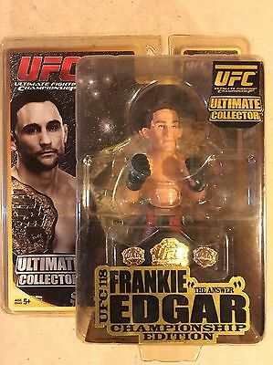 Frankie Edgar Ultimate Collector Championship Edition