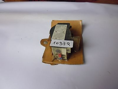 3UA50 00-1A siemens relais thermiques thermal overload relay 1-1.6A