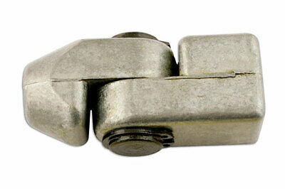 Connect 31226 Slide-on Swivel Joint Connector 1/8 BSP Pack 2