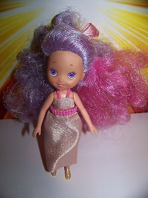 Vintage Kenner Bubble belles Seabrina Doll WRONG DRESS Bubblebelles 80s Girls