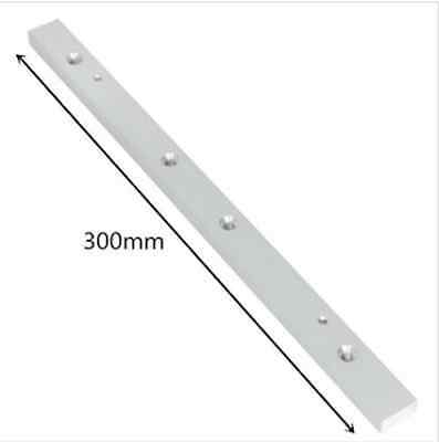 300mm Miter Slider Table Saw Aluminium Alloy Miter Bar Miter Gauge Rod