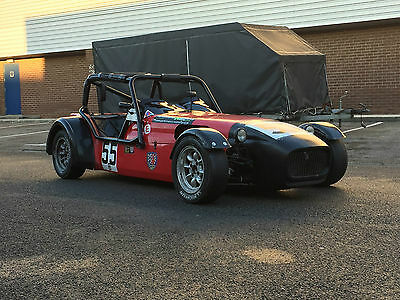 Westfield Race - Hill climb - Track car - Including enclosed trailer