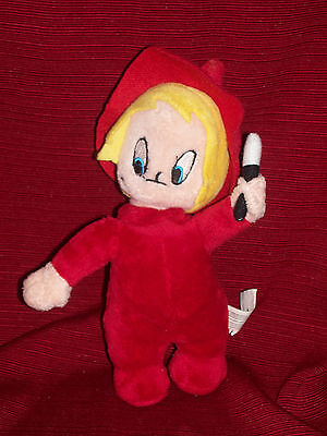 """Casper The Friendly Ghost Wendy The Good Witch 8"""" Plush Doll KellyToy"""