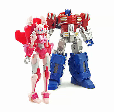 Transformers IronFactory IF EX-14 Ultimate Commander EX-16A Alleria in stock