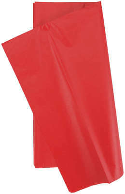 "Tissue Wrap 20""X20"" 10/Pkg Flame Red TGW8000-08070"