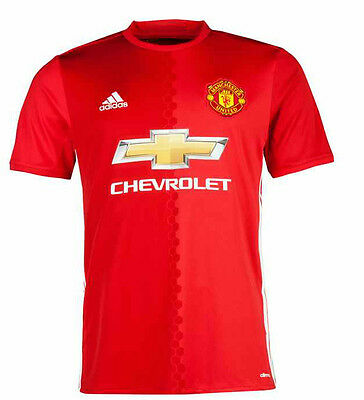 Manchester United Home Shirt 2016/17