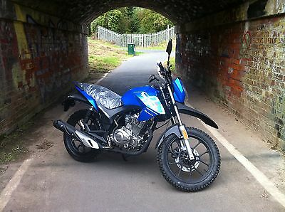 Lexmoto Assault 125cc on road off road commuter motorcycle, January  Offer