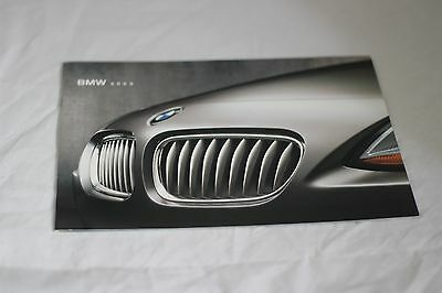 Bmw 2003 Full Line Sales Brochure