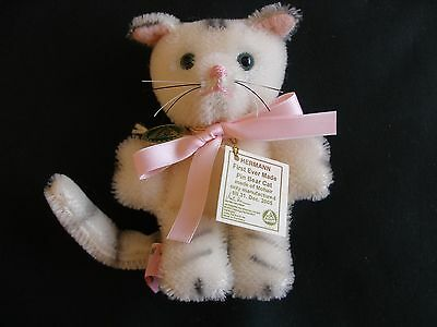 *hermann* 1St Ever Made Pin Bear Cat Dec 2005 - Made In Germany (New)