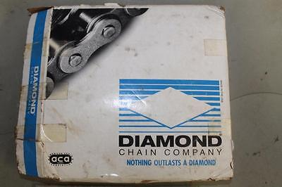 #40-2 Diamond Riveted Roller Chain 40-2 10 Feet X-5466-010