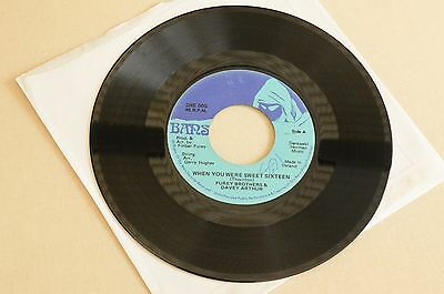 Furey Brothers & Davey Arthur, when you were sweet sixteen(Made in Ireland) RARE
