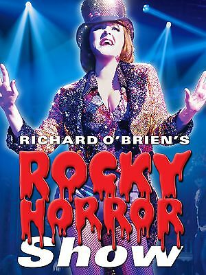 """The Rocky Horror Show 16"""" x 12"""" Reproduction Poster Photograph"""