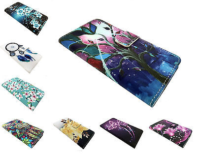 Wallet Pouch Cover Case for Samsung Galaxy Sky S320VL J3 J3V Amp J321 Sol