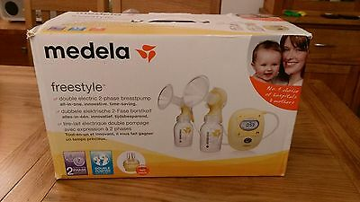 Medela Freestyle Digital Electric Double Breast Pump