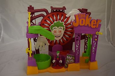 Fisher Price Imaginext DC Super Friends - The Jokers Laff Factory with The Joker