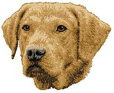 Chesapeake Bay Retriever Portrait light embroidery Patch