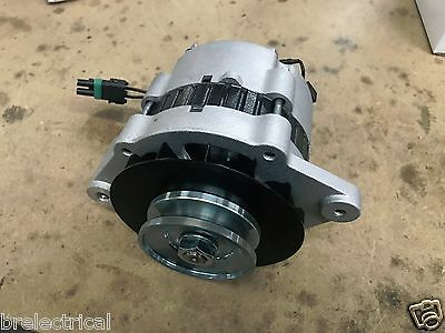 NEW Alternator for 1993-1995 BOBCAT Skid Steer Loader 543B Kubota D950B Diesel