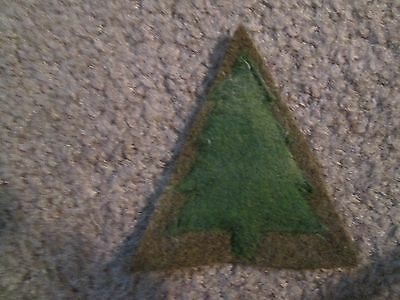 WWI US Army 91st Infantry Division Patch  AEF