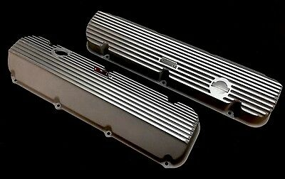 Ford, Mustang, Cobra, Torino & Lincoln 385, 429, 460 Finned Valve Covers