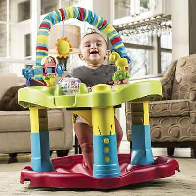 New Baby Bouncer Jumper Exersaucer Learning Activity Center Child Exercise Toys