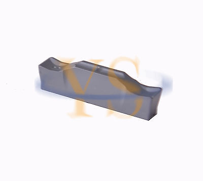 New10pcs 3 mm Parting off Carbide Inserts TDC3 CNC Turning Inserts Tin Coated