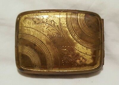 Gold Filled Vintage Box or goldfilled jewelry scrap