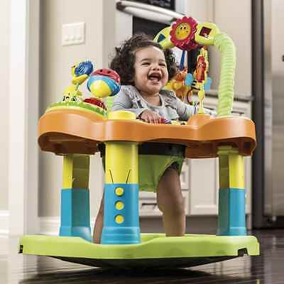 Baby Bouncer Jumper Exersaucer Learning Activity Center Toddler Child Exercise