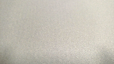 "Lt Gray Automotive Headliner Fabric Auto Pro 3/16"" Foam Backing 120""L X 60""W"