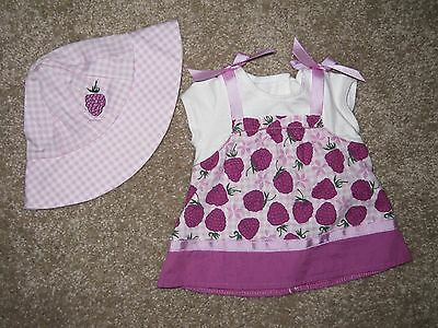 American Girl Bitty Baby Berry Outfit