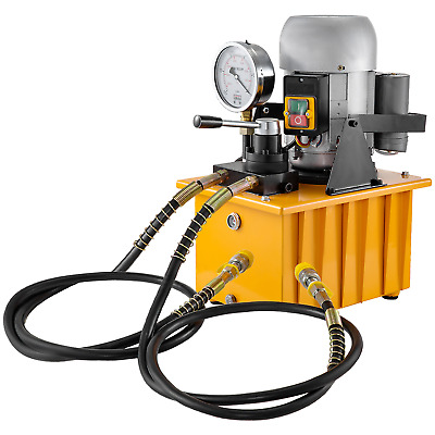 Electric Driven Hydraulic Pump High Pressure Long Lifespan Double Acting Newest