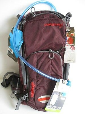 Platypus Siouxon Pack Plum Hydration Pack 12 Litre All Mountain Enduro