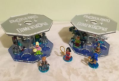 LEGO Dimensions Stackable Display Stand - 16 x Minifigure