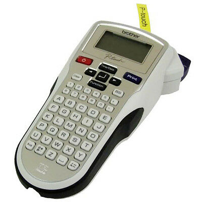 BRAND NEW Brother PT1010 P-Touch Handheld Label Maker with Starter Tape