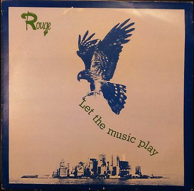 Hot Coals, Let The Music Play, Rouge Music library LP (RMS/LP 112)