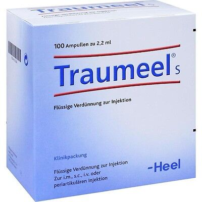TRAUMEEL S Ampoules 100 pieces PZN 4312328
