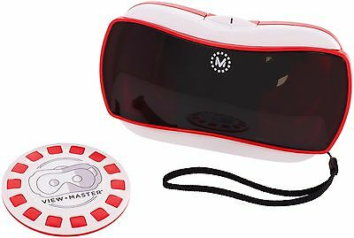 View Master Virtual Reality Starter Pack Awesome Experience for Adults Children