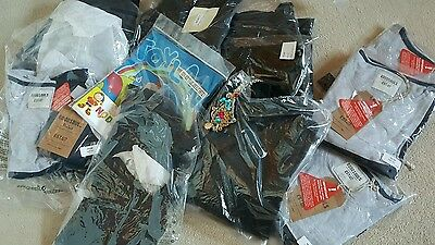 Joblot of clothes. Men and women's. 12 items variety. Cheap