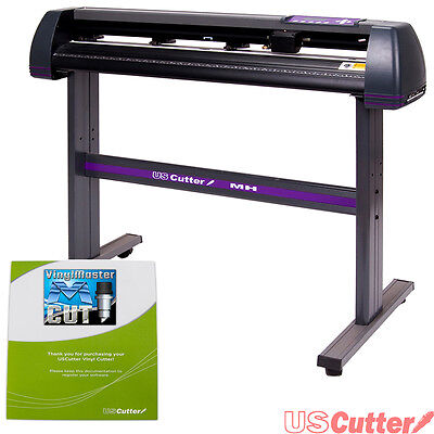 "53"" USCutter MH Vinyl Cutter - Cutting Machine w/VinylMaster (Design & Cut)"