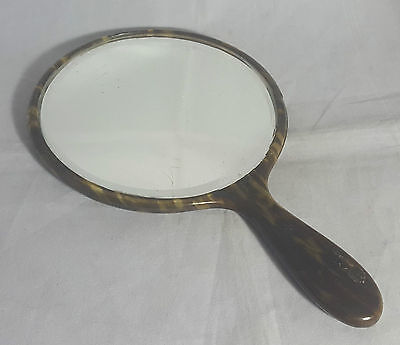 Beautiful Vintage Hand Mirror (Length - 25 cm)