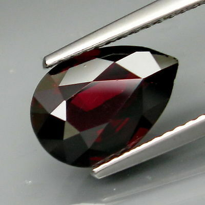 2,37 CTS EXCELENTE ESPINELA .Natural Top Noble Red Spinel Tanzania Nice Shape