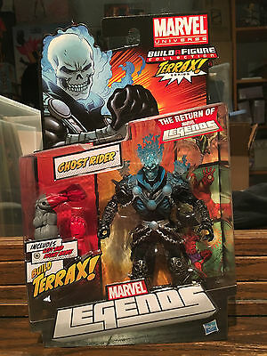 Marvel Legends Terrax Series Ghost Rider Action Figure