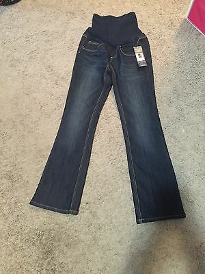 Oh Baby by Motherhood Maternity Bootcut Jeans - Size Small - NWT!!