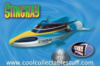 Product Enterprise Gerry Anderson Stingray Mint in Box!