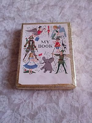 Vintage Antioch Bookplates~Storybook Characters~34 Remaining~Iob