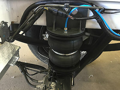 Ford Transit Single Rear Wheel Rwd Air Suspension Kit With 12V Compressor