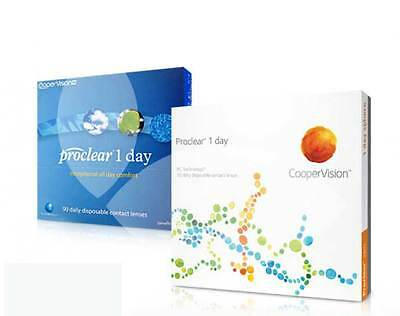 PROCLEAR 1 DAY Coopervision 90 lenti a contatto contact lens 1 day kontaktlinse