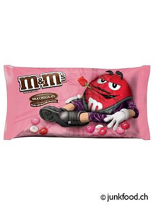 Valentinstag! M&M's Milk Chocolate Candies (323g)